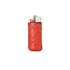 Étui À Briquet Baron Red