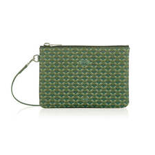 Colette Pouch Green
