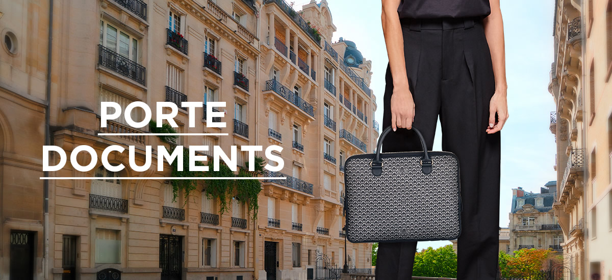 Porte-Documents Femme Luxe