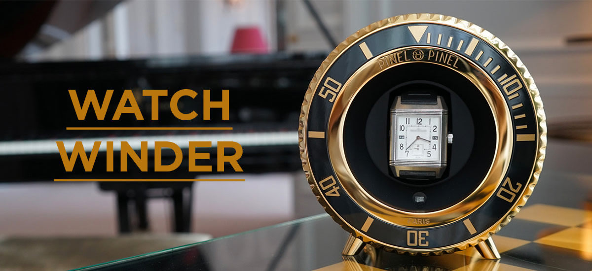 Watch Winder Gmt Luxe